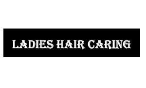 Ladies Hair Caring