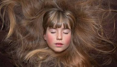 effect of not brushing your hair