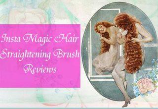 vintage style hairbrushing