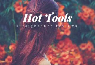 hot tools straightener reviews